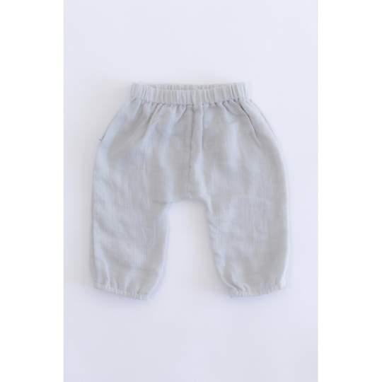 Pantalone Lungo Elasticizzato Bamboom