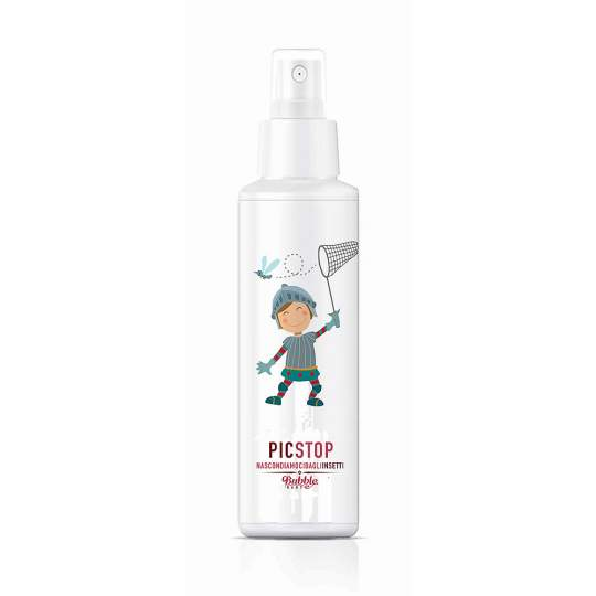 Pic Stop Spray Anti Zanzare Bubble & Co