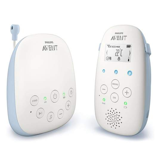 Baby monitor DECT Philips Avent SCD715/00
