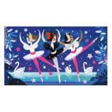 Ballerine Glitter Fluo Janod