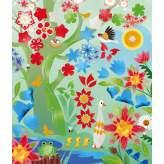 Colori Perlati Con Stencil 4 Stagioni Janod
