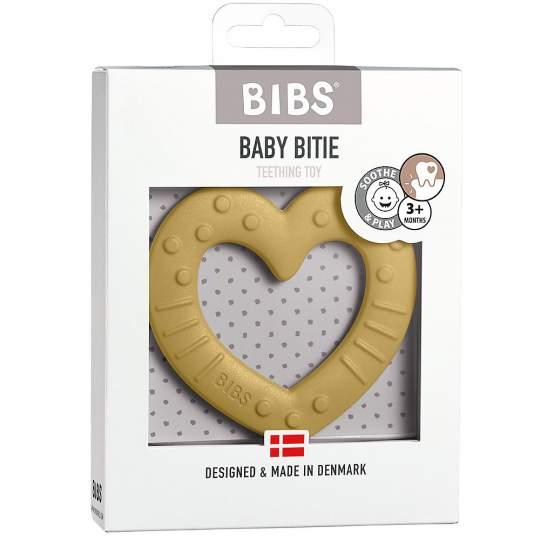 Massaggiagengive Bibs Baby Bitie Cuore