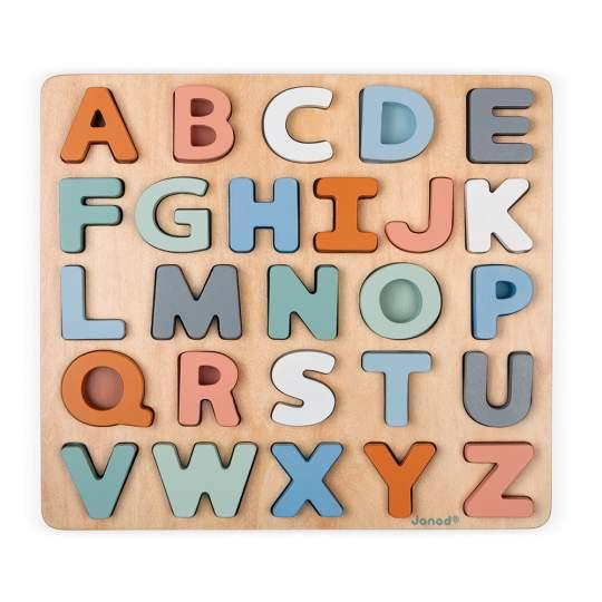 Puzzle Alfabeto Sweet Cocoon Janod