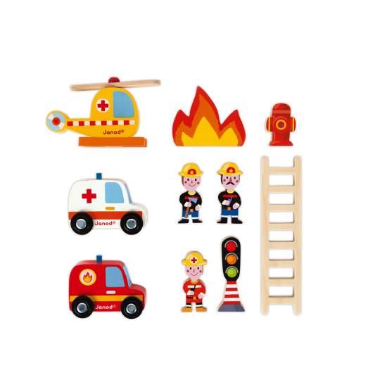 Caserma Dei Pompieri Janod