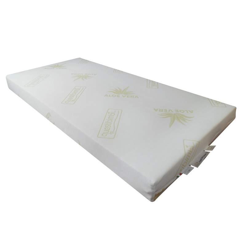 Materasso sfoderabile Aloe Questibimbi