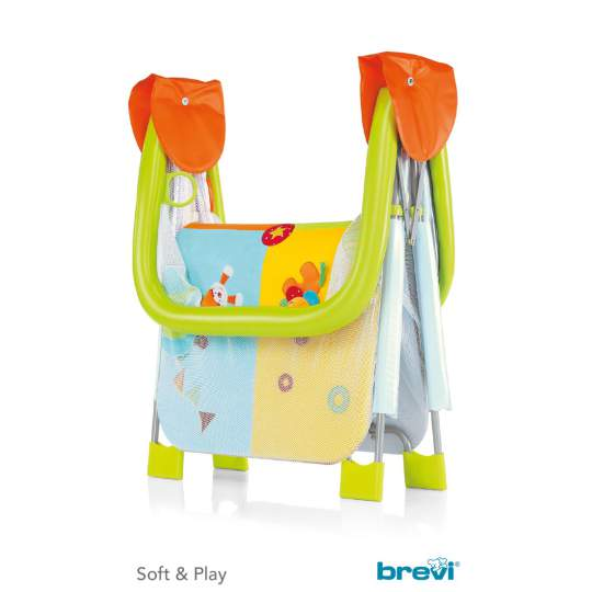 Box Soft & Play Mondocirco Brevi