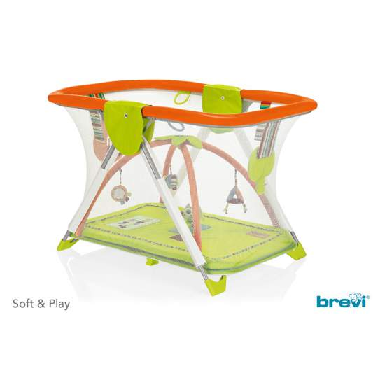 Box Soft & Play Best Friends Brevi