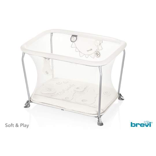 Box Soft & Play Bianconiglio Brevi