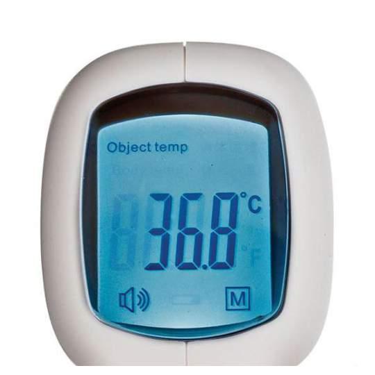Termometro No Contact Nuvita