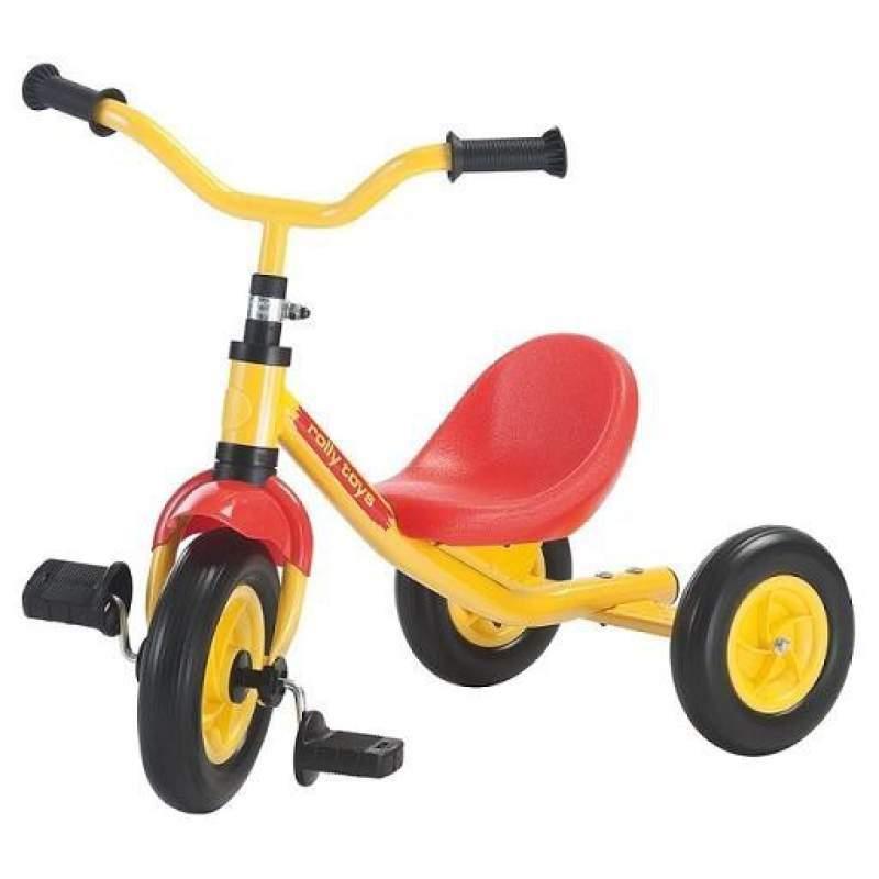 Triciclo Bingo con ruote silenziose Rolly Toys
