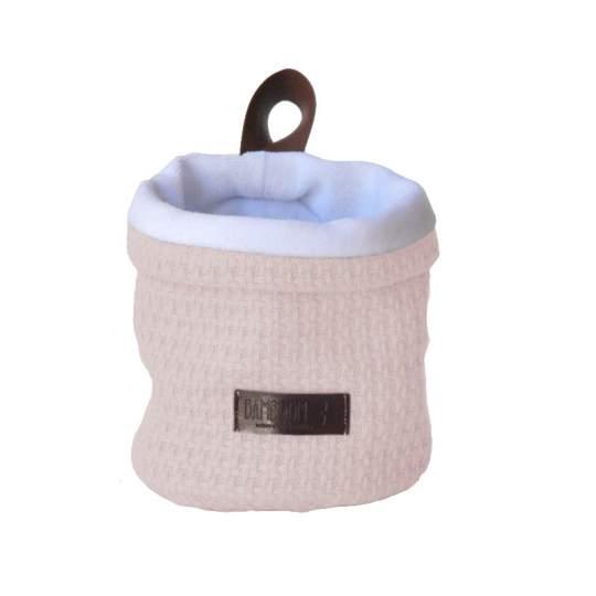 Contenitore Porta Oggetti Hanging Basket Soft Stone Bamboom