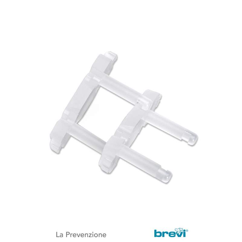 Copripresa in plastica Brevi