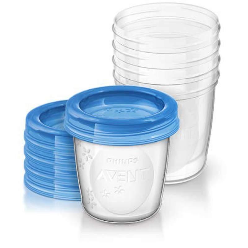 Miniset contenitori per latte materno Sistema VIA Philips Avent