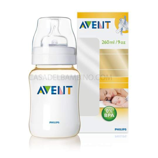 Biberon 260 ml in PES Philips Avent