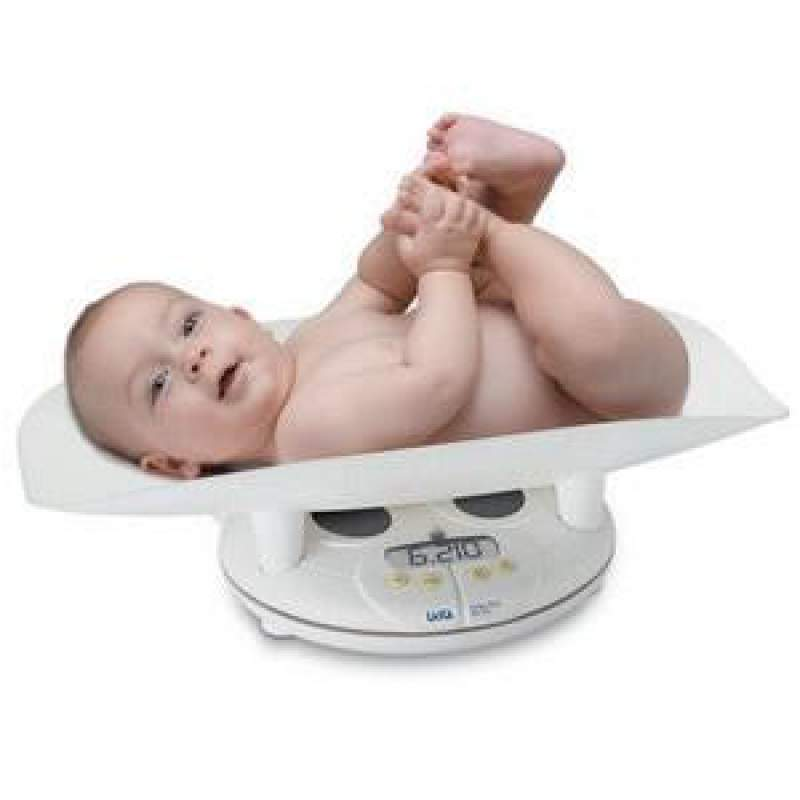 bilancia pesa neonati digitale body form