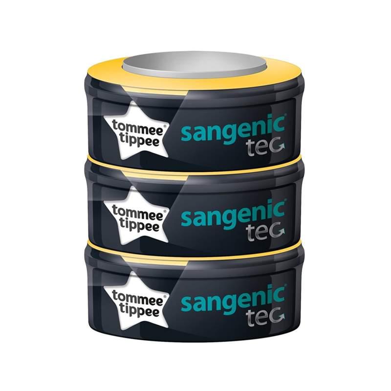 Confezione 3 ricariche per contenitore pannolini Sangenic