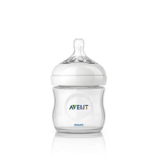 Biberon Natural 125 ml in PP Philips Avent