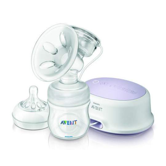 Tiralatte elettronico singolo Natural Philips Avent