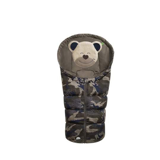 Sacco invernale termico Mucki Camouflage Picci