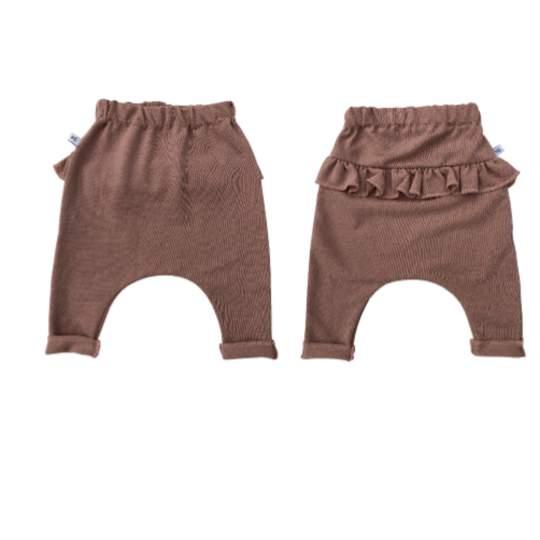 Pantaloncini bambina invernali Bamboom