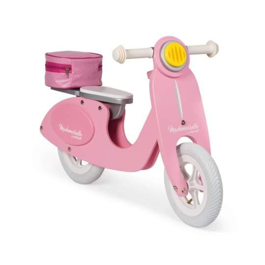 Bici senza pedali Scooter Janod Rosa