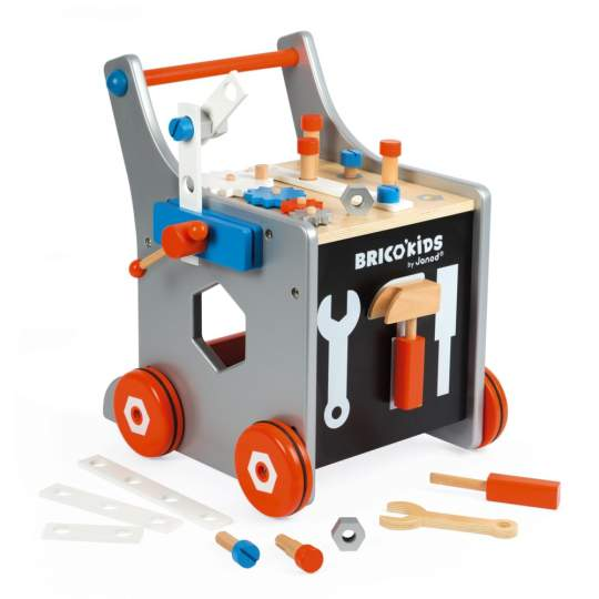 Carretto Magnetico Brico Kids Janod