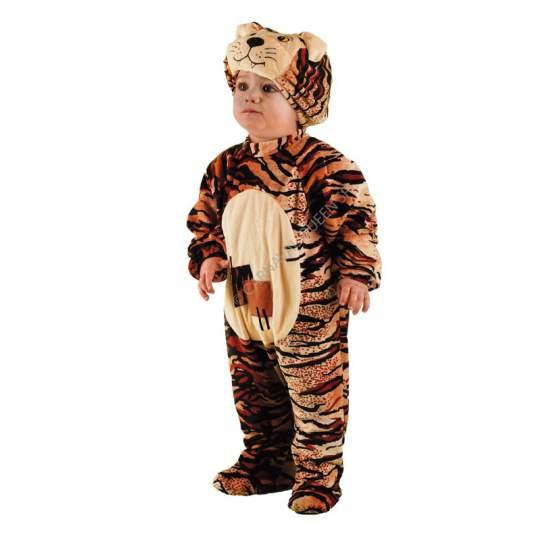 Costumino di Carnevale Tigre Fancy Magic - 2/3 anni
