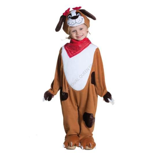 Costumino di Carnevale Cucciola Fancy Magic - 2/3 anni