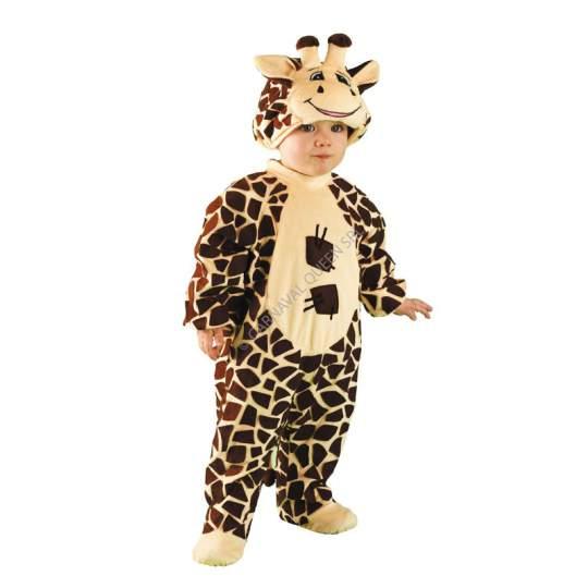 Costumino di Carnevale Giraffa Fancy Magic - 2/3 anni