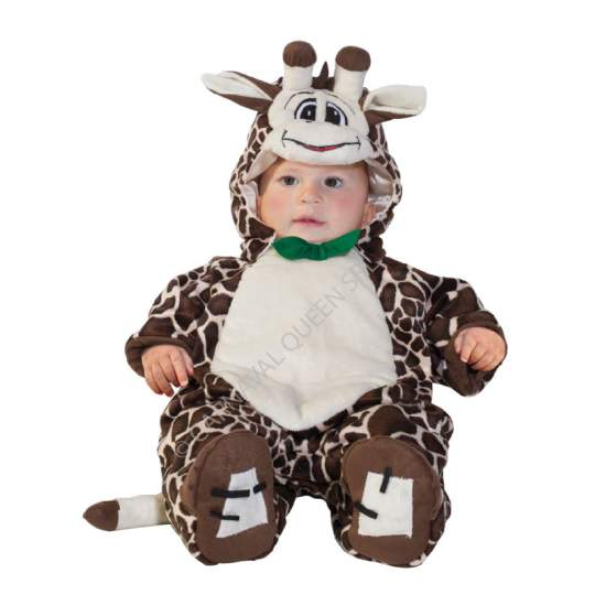 Costumino di Carnevale Giraffina Fancy Magic - 9 mesi