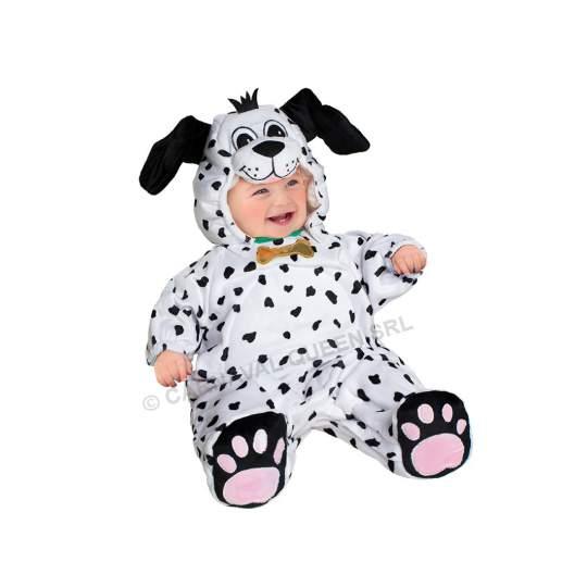 Costumino di Carnevale Dalmatino Fancy Magic - 6 mesi