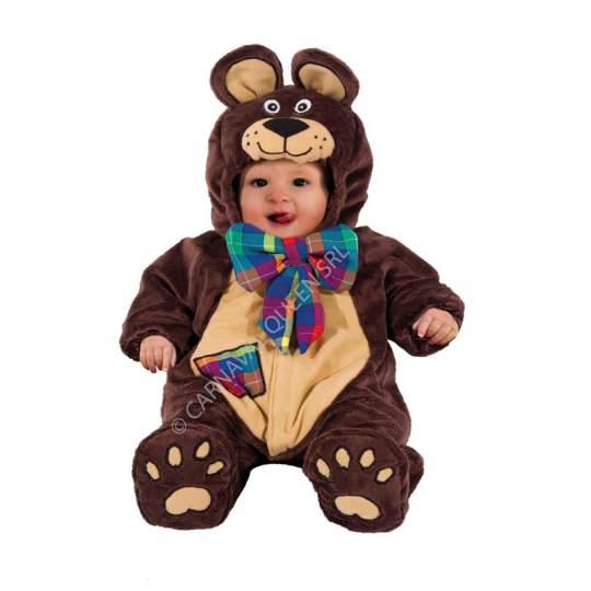 Costumino di Carnevale Happy Teddy Fancy Magic - 6/9 mesi