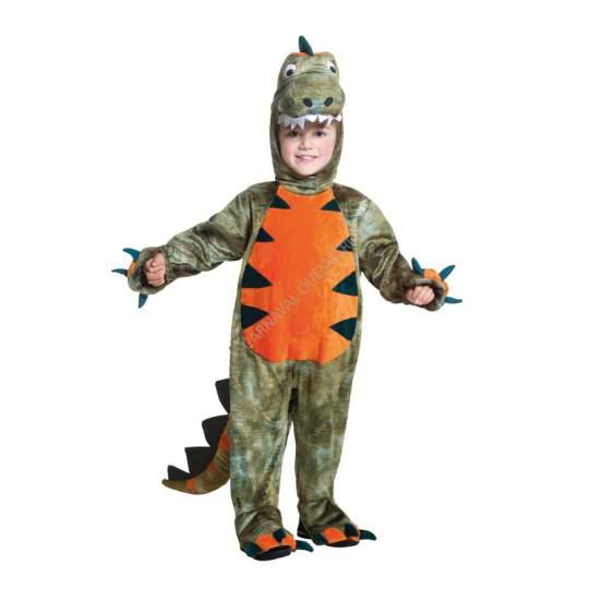 Costumino di Carnevale Dino il Sauro Fancy Magic - 3 anni