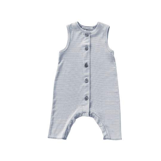 Tutina smanicata estiva Jumper Sleeveless Bamboom