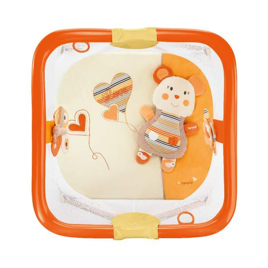 Box Soft & Play Love Natural Brevi