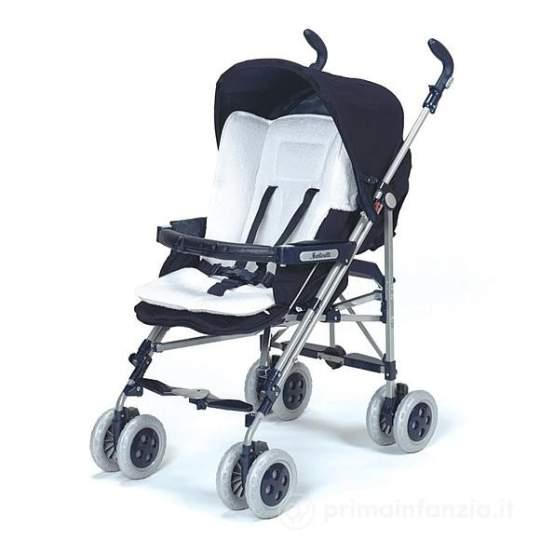 Materassino universale con spalline per passeggini Baby's Clan