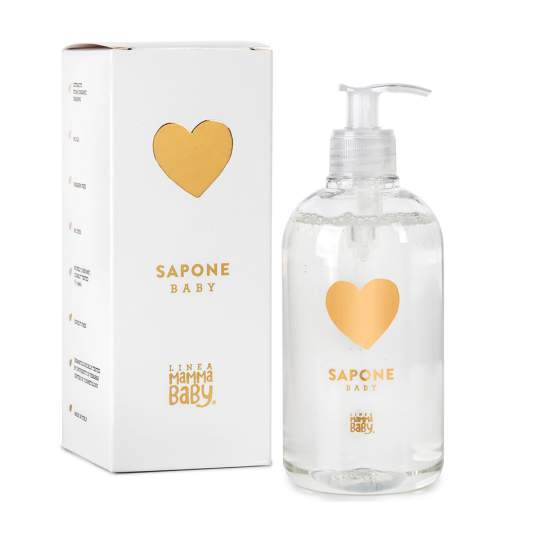 Sapone Baby Gold Limited Edition Margherita Linea Mamma Baby