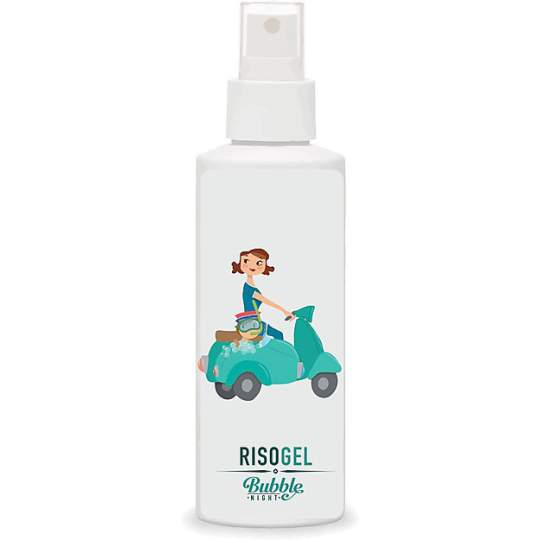 Detergente Risogel Baby Bubble & Co