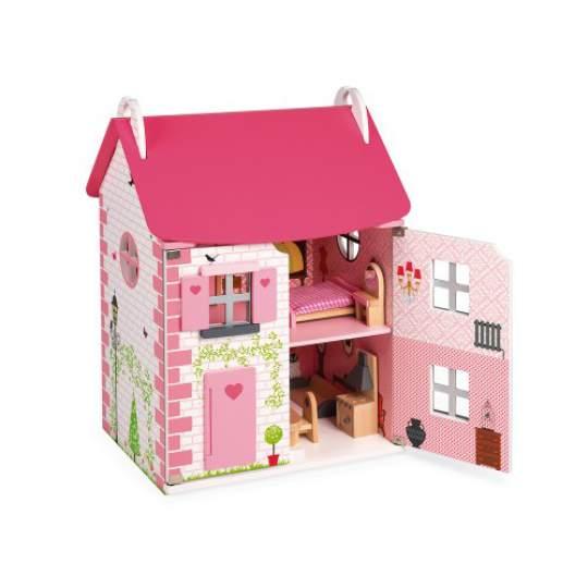 Casa delle Bambole in legno Madamoiselle Janod