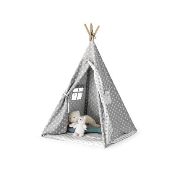 Tenda Gioco Teepee Montessori Moovie Cuoricini