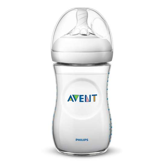 Biberon Natural 260 ml in PP Philips Avent