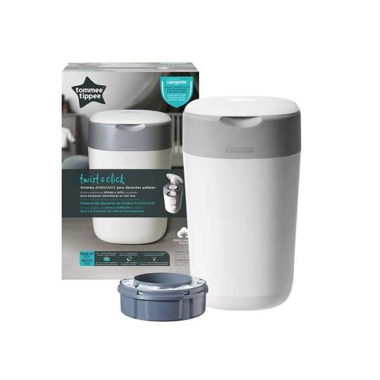 Contenitore per pannolini Sangenic Twist & Click Tommee Tippee