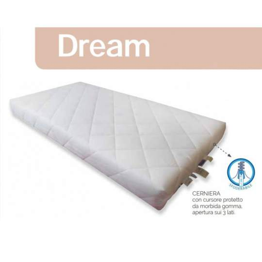 Materasso Dream Light Cotone Questibimbi