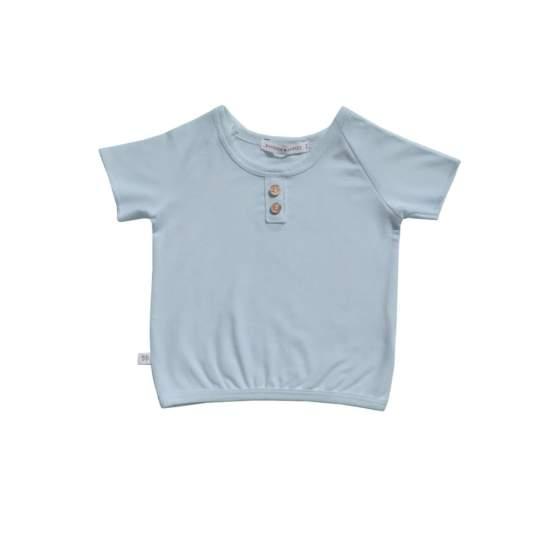 Maglietta Maniche Corte Shirt Boy Bamboom