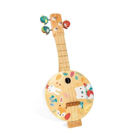 Pure Banjo Strumento Musicale Janod
