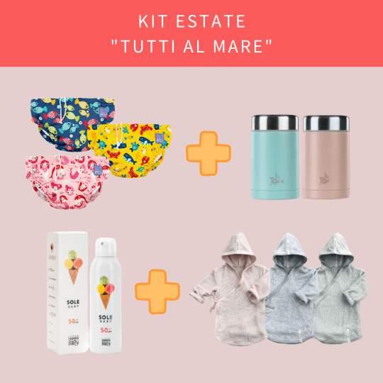 """Kit Estate """"Tutti al mare"""""""