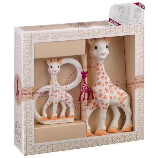 Set Regalo Sophie La Giraffa + Anello da dentizione