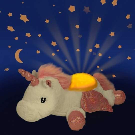 Lampada Notturna Unicorno Proiettore Cloud B