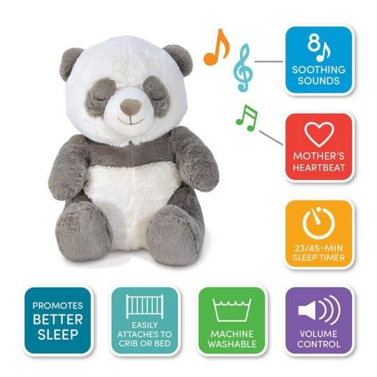 Peluche Musicale Panda Cloud B