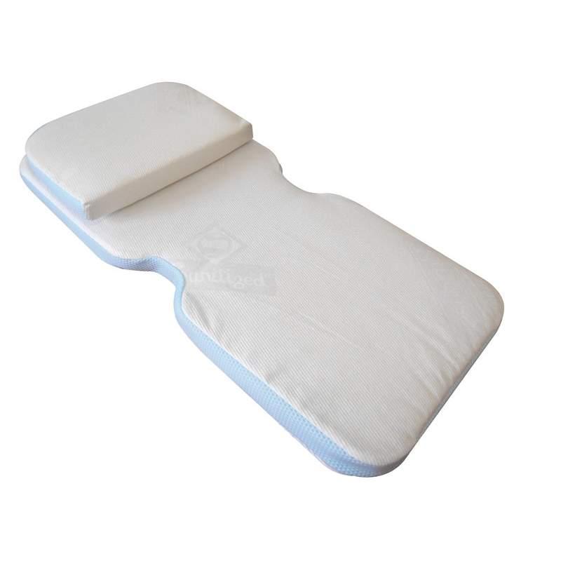 Completo carrozzina standard Antiacaro Sanitized Questibimbi
